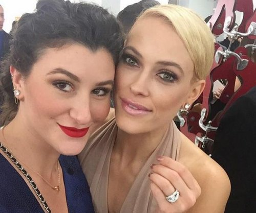 Peta Murgatroyd shows off engagement ring at gala