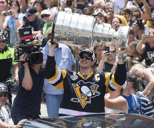 Pittsburgh Penguins celebrate Stanley Cup title with championship parade