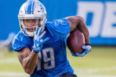Detroit Lions find 'a freak' in WR Kenny Golladay
