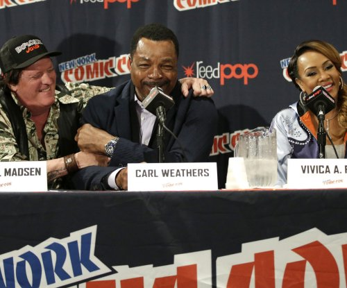 'Explosion Jones' reunites 'Kill Bill' stars Vivica A. Fox and Michael Madsen