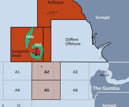 Gambia emerging as new oil frontier