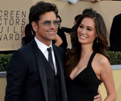 John Stamos shares honeymoon photo from Disney's Magic Kingdom