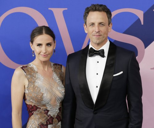 'Late Night' host Seth Meyers welcomes second son