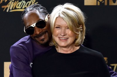 Snoop Dogg voices love for Martha Stewart: 'It's a perfect match'