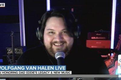 Wolfgang Van Halen: 'Distance' became 'mantra' after dad Eddie Van Halen's death