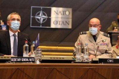 Defense chiefs focus on plans for future of NATO alliance at summit