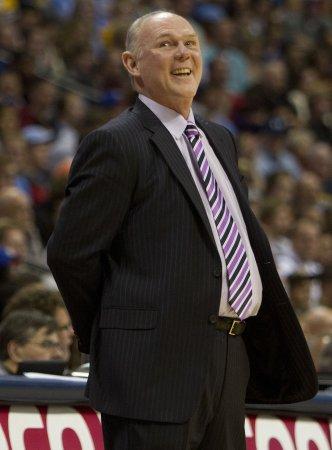 Denver's George Karl named NBA Coach of the Year