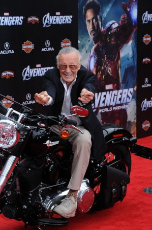Stan Lee creates Chinese superhero for the big screen