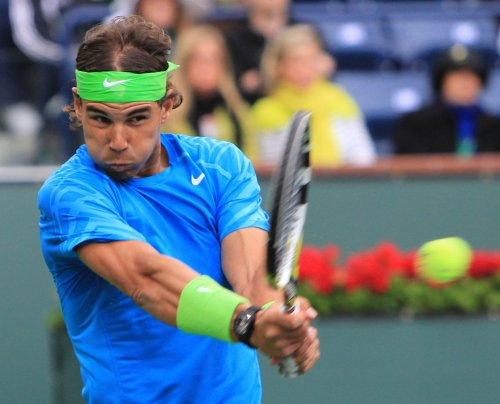 Slow start doesn't stop Nadal