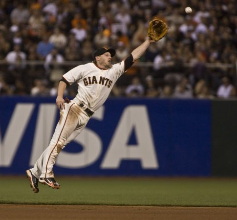 MLB: San Francisco 4, Arizona 2
