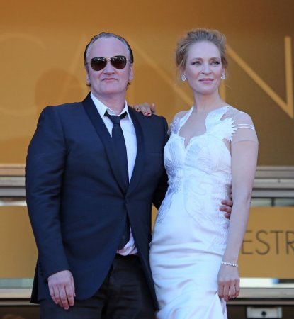 Uma Thurman and Quentin Tarantino reportedly dating: 'He's loved her for years'