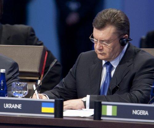 Interpol seeks ex-Ukrainian President Yanukovych