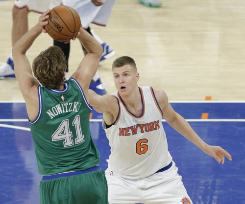 Mavs, Dirk Nowitzki win first battle with Knicks, Kristaps Porzingis