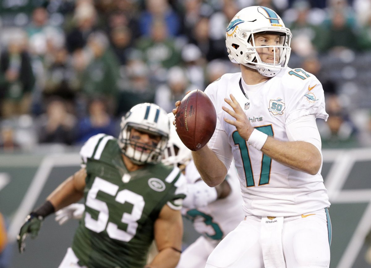 Wife of Miami Dolphins Brent Grimes slams Ryan Tannehill in