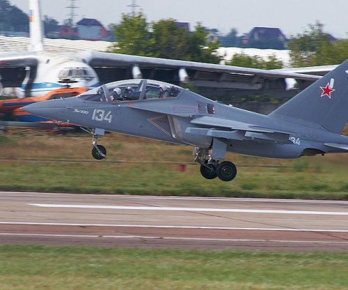 Russian MOD orders Yak-130 trainer/light attack planes