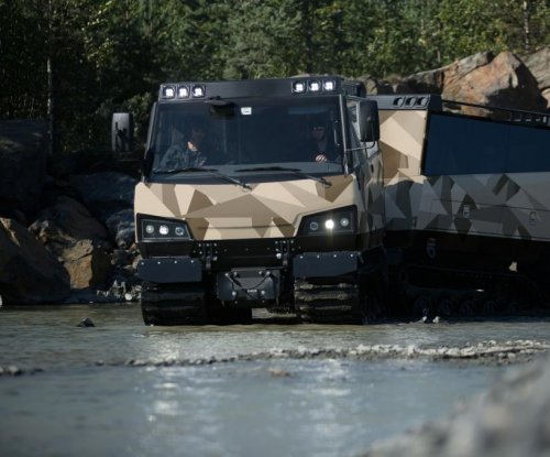 BAE Systems to debut Beowulf utility vehicle