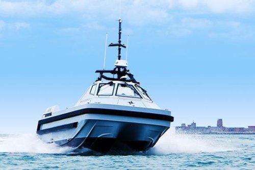 Atlas Elektronik contracted for ARCIMS vehicles