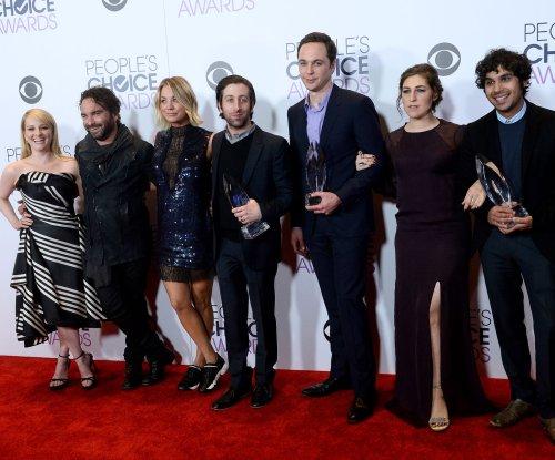 'Big Bang Theory' renewed through 2018-19 season