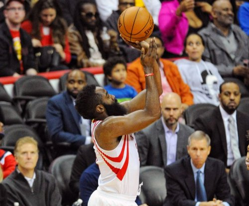 James Harden's triple-double helps Houston Rockets edge Minnesota Timberwolves