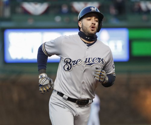 Milwaukee Brewers place OF Ryan Braun on DL with calf strain