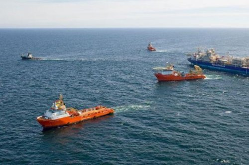 New oil production starts in the North Sea
