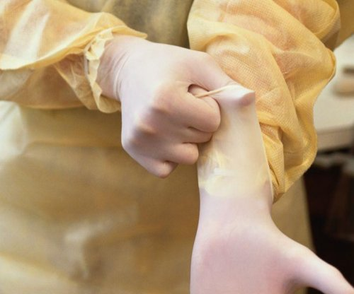 Do nursing home workers change gloves often enough?