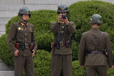 Top North Korea officials denounce Trump as 'crazed hoodlum'