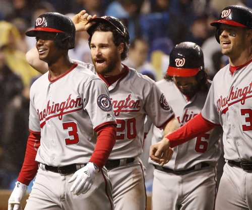 NLDS: History on line as Washington Nationals return home vs. Chicago Cubs