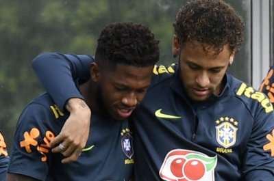 Fred: Brazilian midfielder joining Manchester United