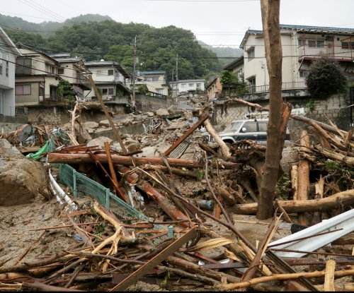 More than 100 dead after record rain, mudslides in Japan
