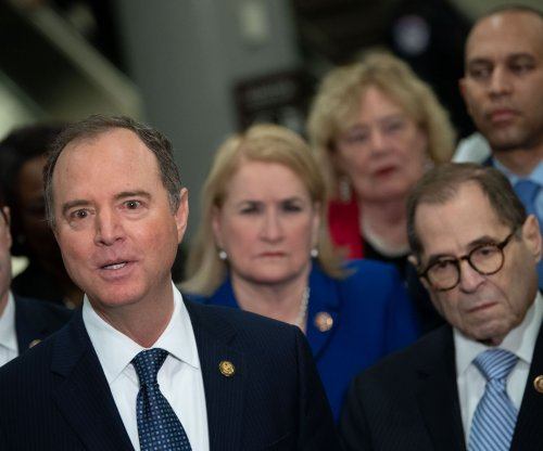 Impeachment trial: House managers say Trump sought to cheat in 2020 election