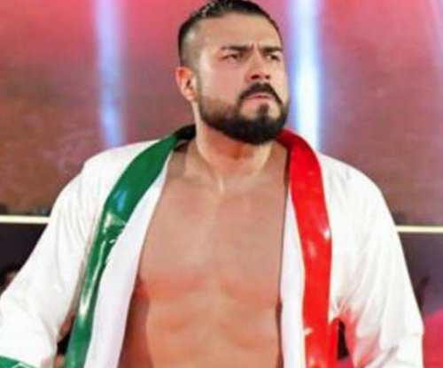 WWE suspends Andrade for 30 days
