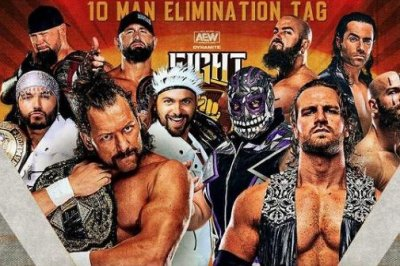 AEW 'Fight for the Fallen': The Elite and Dark Order collide