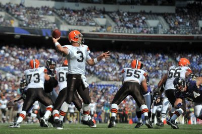 Anderson to start at QB for Browns
