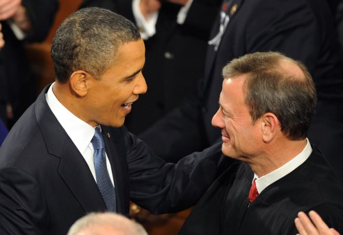 Under the U.S. Supreme Court: What Roberts actually said about healthcare 'tax'