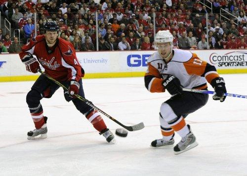 NHL: Washington 5, N.Y. Islanders 3