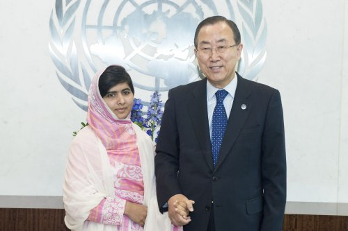 Malala Yousafzai to be awarded this year's Liberty Medal in Philadelphia