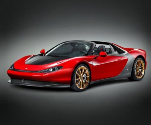 First of only six Ferrari Sergio supercars debuts in United Arab Emirates