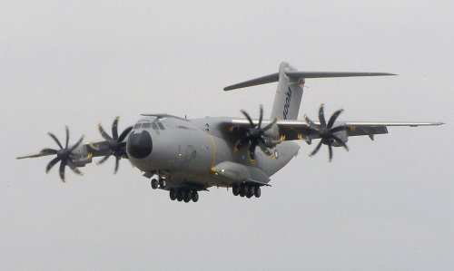 Turkey receives second A400M transport