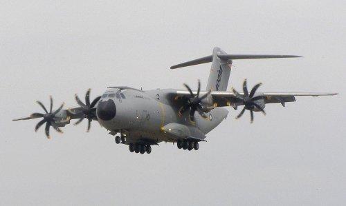 Turkey receives second A400M transport