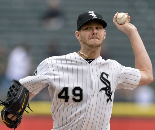 Sale aiming for record ninth straight game with double-digit strikeouts