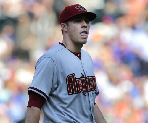 Arizona Diamondbacks extend winning streak to five
