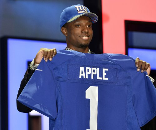 New York Giants make surprise pick, choose CB Eli Apple 10th overall