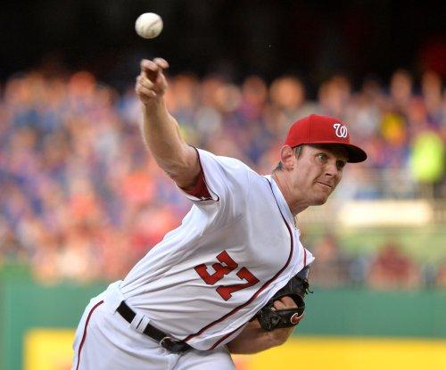 Stephen Strasburg, Washington Nationals too strong for Cleveland Indians