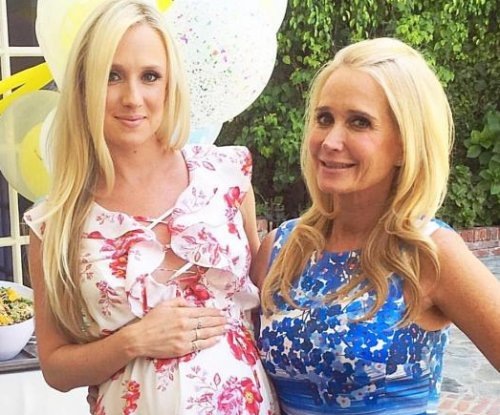 Kim Richards of 'Real Housewives' welcomes first grandchild