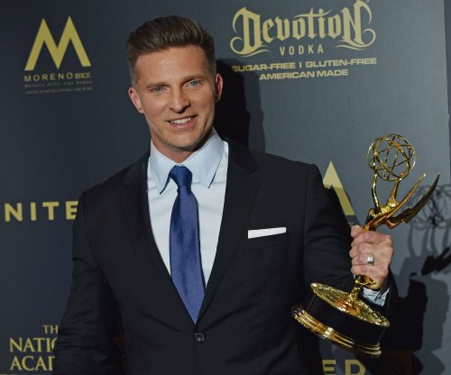 Steve Burton officially returns to the 'General Hospital' set