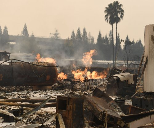 Wine country wildfires: 17 now dead, 150 missing as crews struggle for control