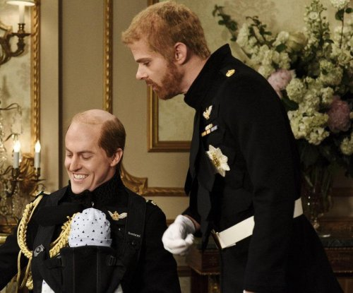 'SNL' parodies royal wedding reception