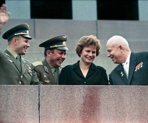 On This Day: Soviets send first woman to space, Valentina Tereshkova