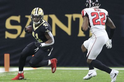 Saints' Kamara, Lattimore bid to build on rookie success